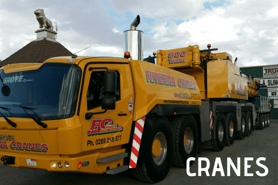 Riverina Crane Services Pty Ltd